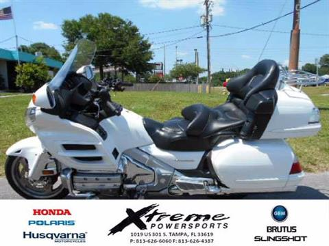 2006 Honda Gold Wing® Audio / Comfort / Navi in Tampa, Florida