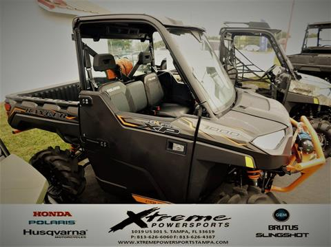 2019 Polaris RANGER XP1000 EPS HIGHLIFTER in Tampa, Florida