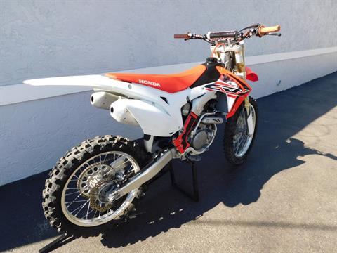 2016 Honda CRF250R in Tampa, Florida
