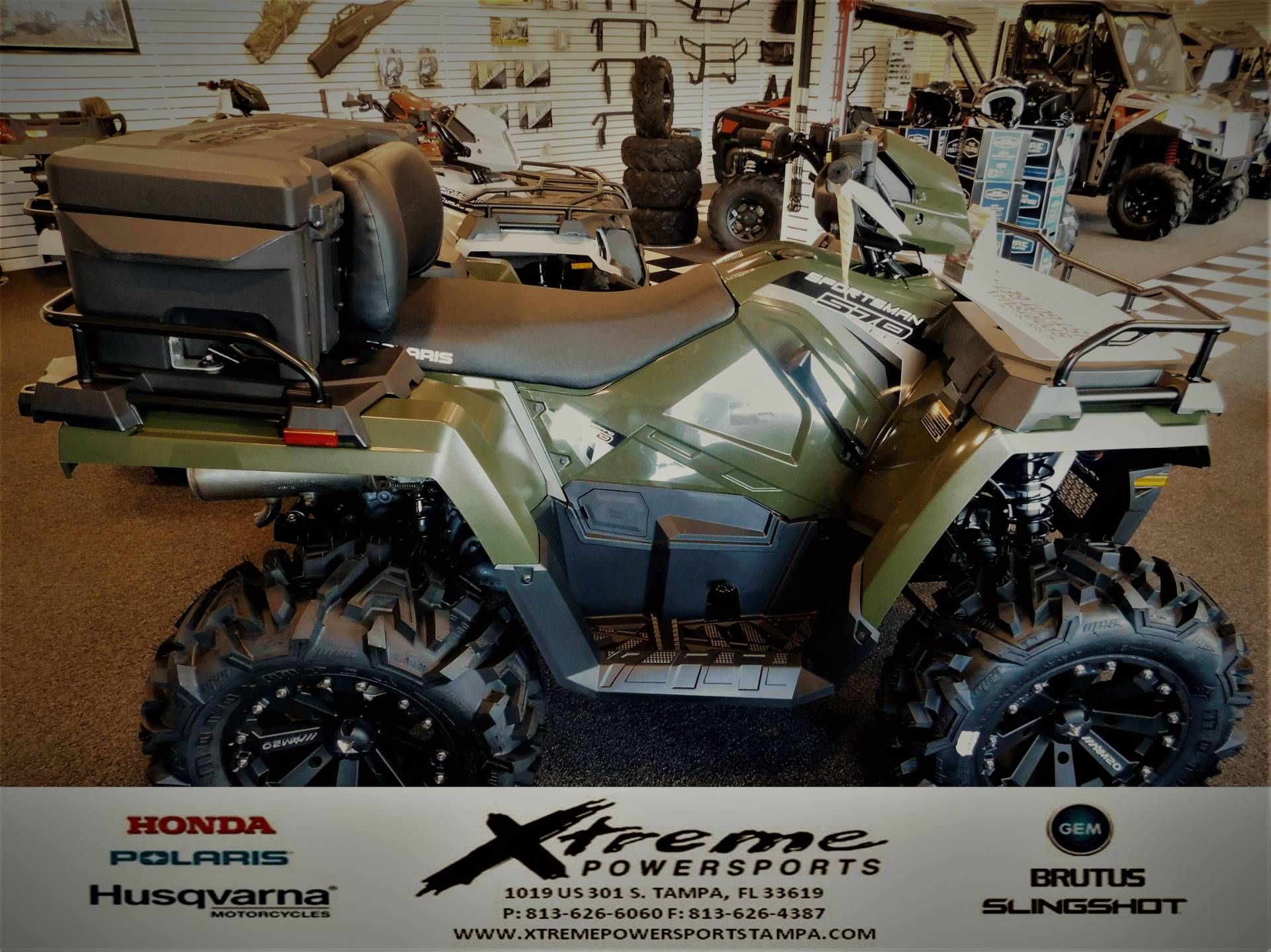 2019 Polaris sportsman 570 in Tampa, Florida