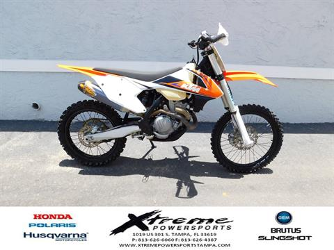 2016 KTM 350 SX-F in Tampa, Florida