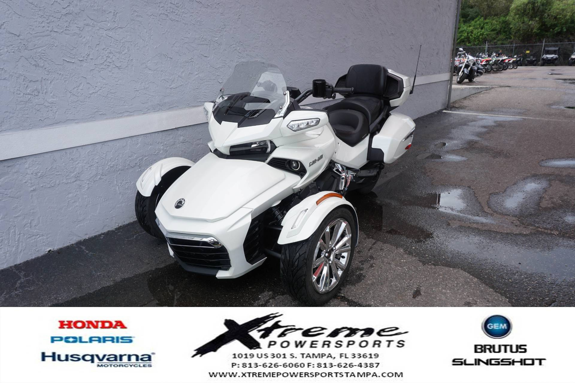 2017 Can-Am SPYDER F3 LIMITED SE6 in Tampa, Florida - Photo 3
