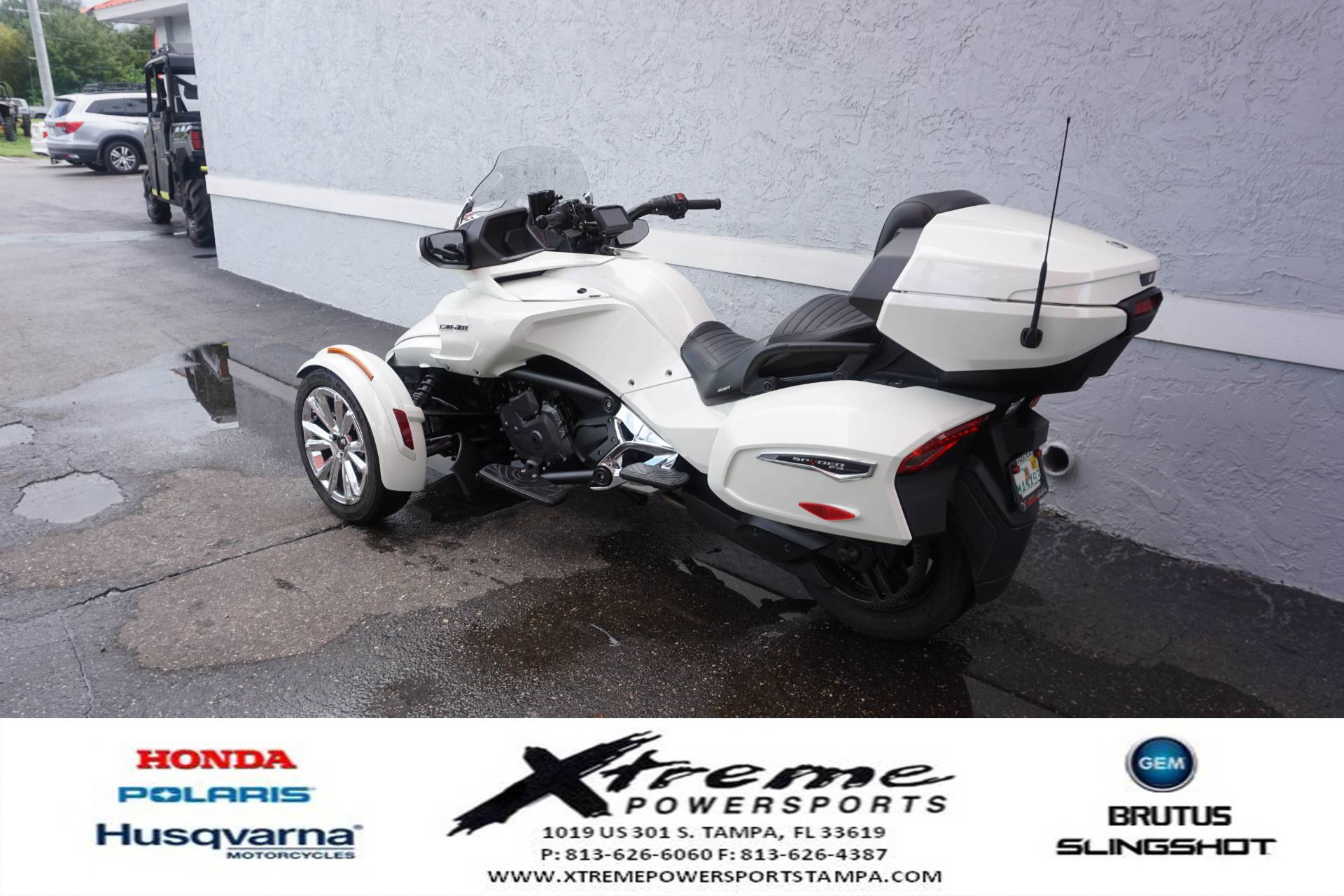 2017 Can-Am SPYDER F3 LIMITED SE6 in Tampa, Florida - Photo 4