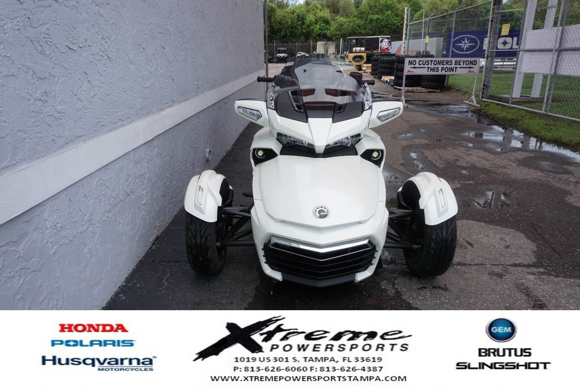 2017 Can-Am SPYDER F3 LIMITED SE6 in Tampa, Florida - Photo 6