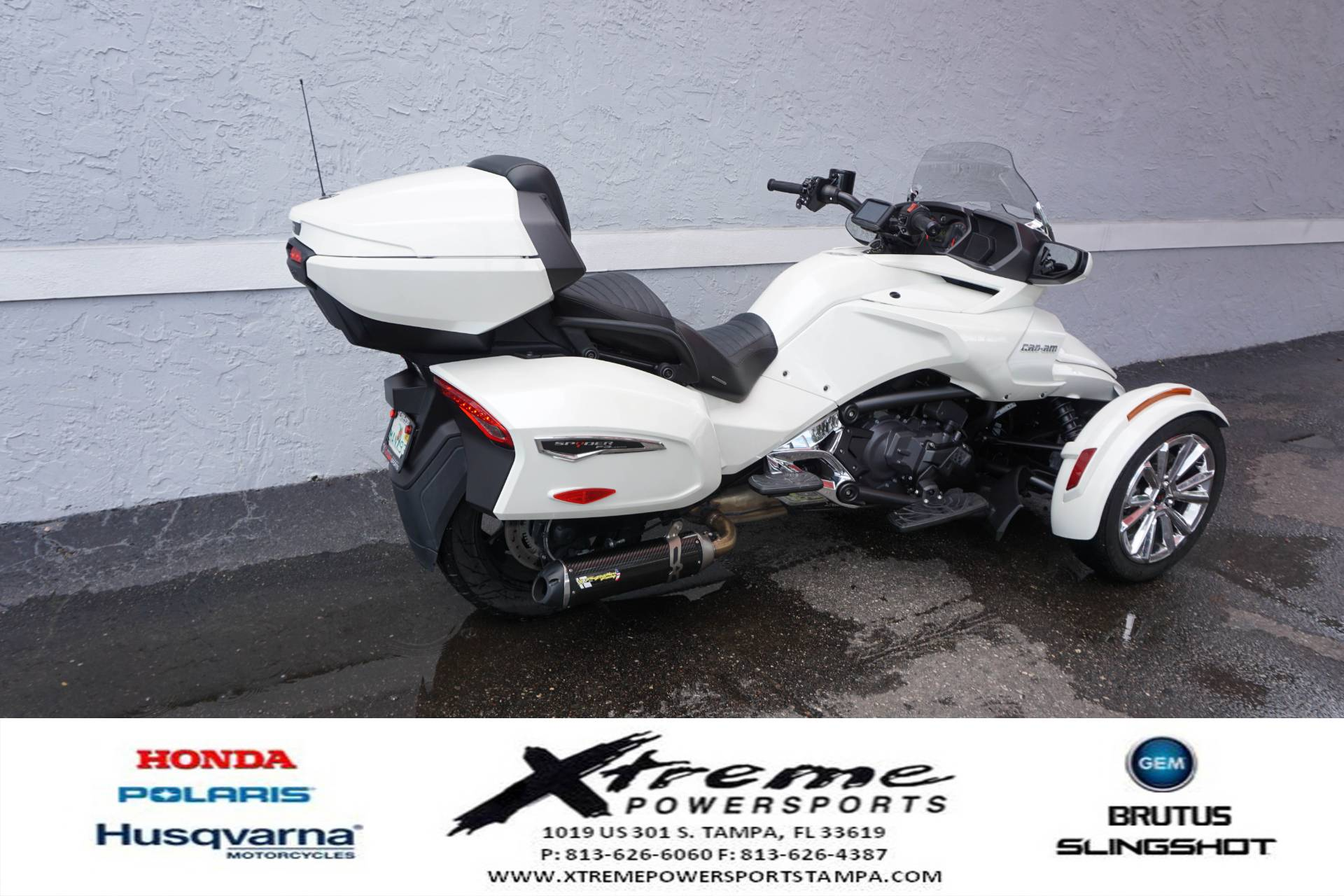 2017 Can-Am SPYDER F3 LIMITED SE6 in Tampa, Florida - Photo 7