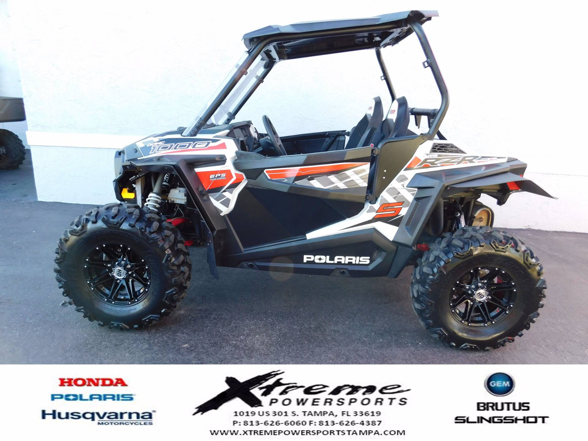 2016 Polaris RZR S 1000 EPS for sale 86044