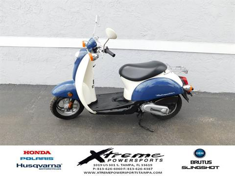 2004 Honda CHF50 in Tampa, Florida