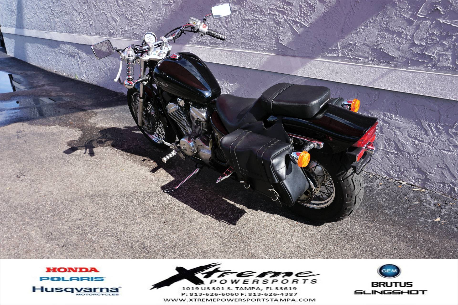 2006 Honda SHADOW VLX in Tampa, Florida - Photo 3