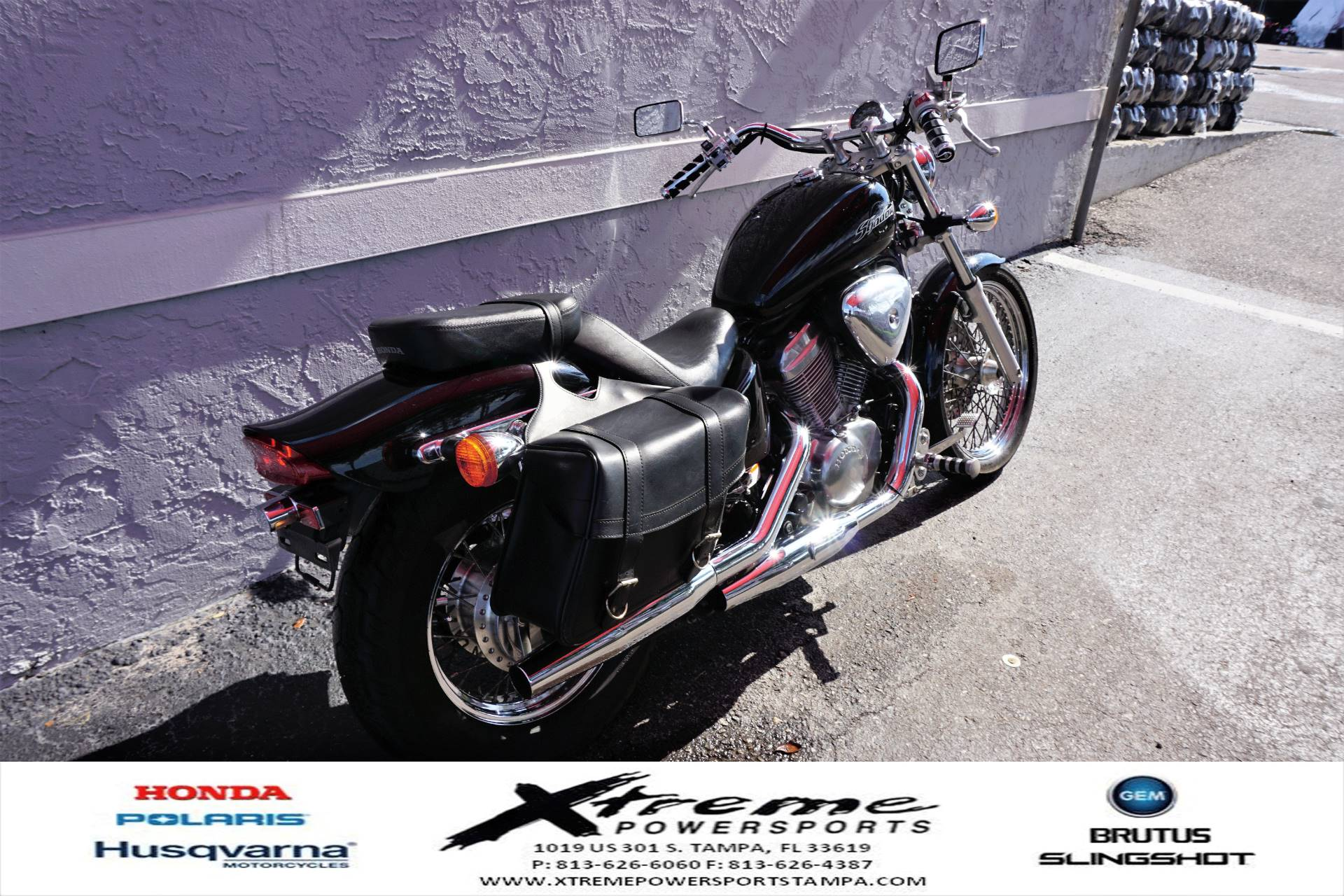 2006 Honda SHADOW VLX in Tampa, Florida - Photo 7