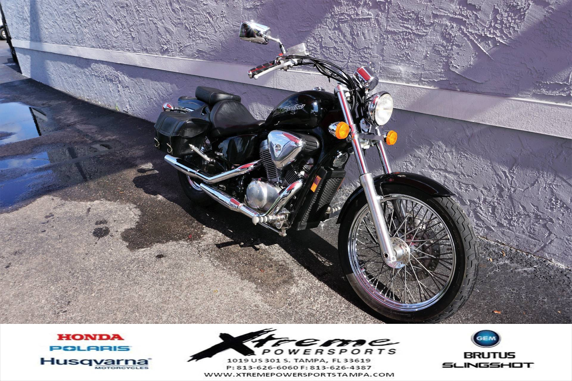 2006 Honda SHADOW VLX in Tampa, Florida - Photo 8