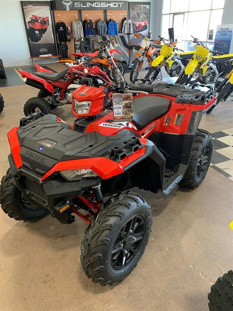 2018 Polaris Sportsman XP 1000 in Santa Maria, California - Photo 1