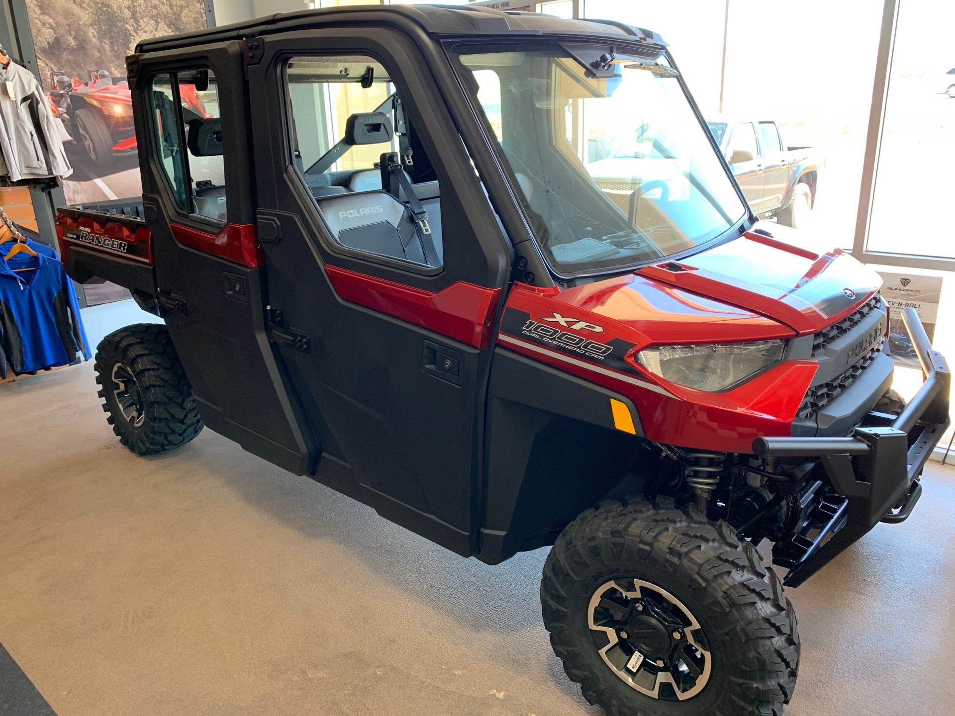 2019 Polaris Ranger Crew XP 1000 EPS NorthStar Edition in Santa Maria, California - Photo 2
