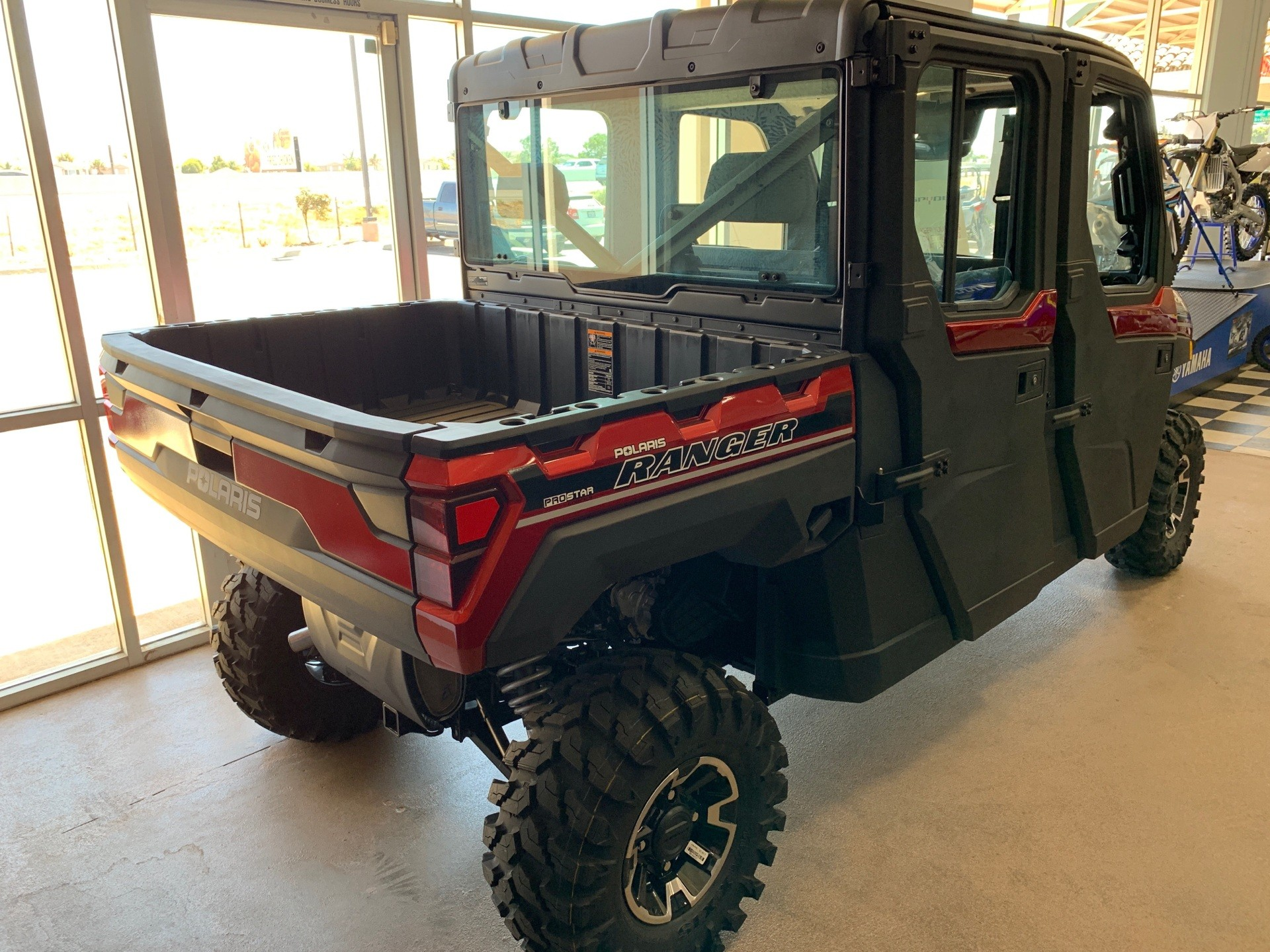 2019 Polaris Ranger Crew XP 1000 EPS NorthStar Edition in Santa Maria, California - Photo 3