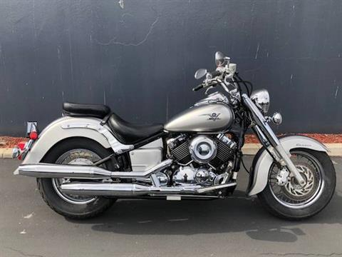 2009 Yamaha V Star 650 Classic in Santa Maria, California