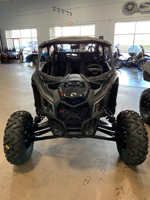 2021 Can-Am Maverick X3 MAX X RS Turbo RR in Santa Maria, California - Photo 1