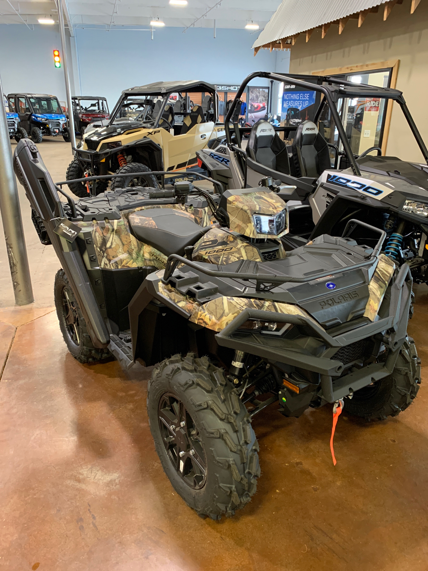 2021 Polaris Sportsman XP 1000 Hunt Edition in Santa Maria, California - Photo 1