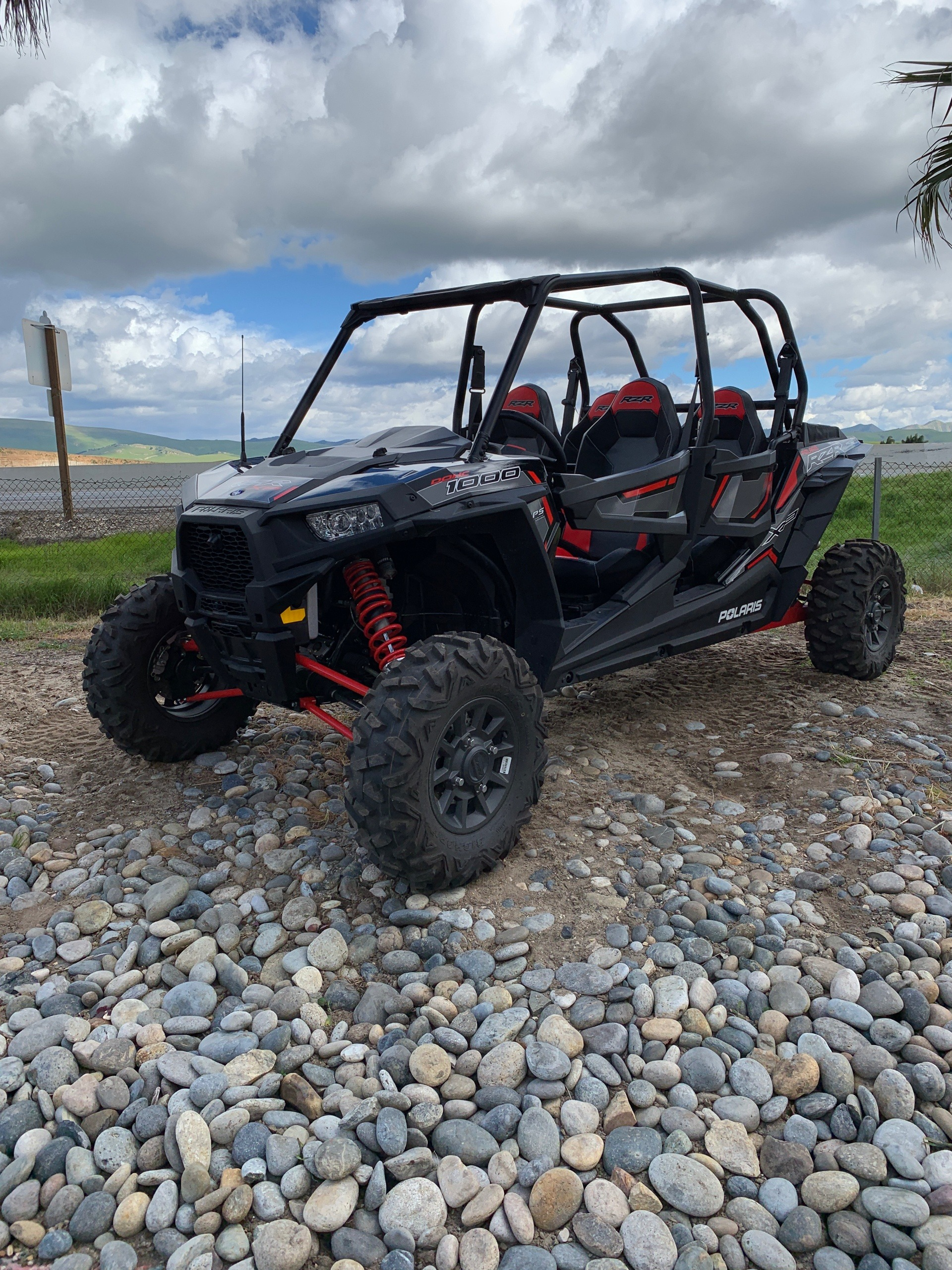 2018 Polaris RZR XP 4 1000 EPS Ride Command Edition in Santa Maria, California - Photo 1