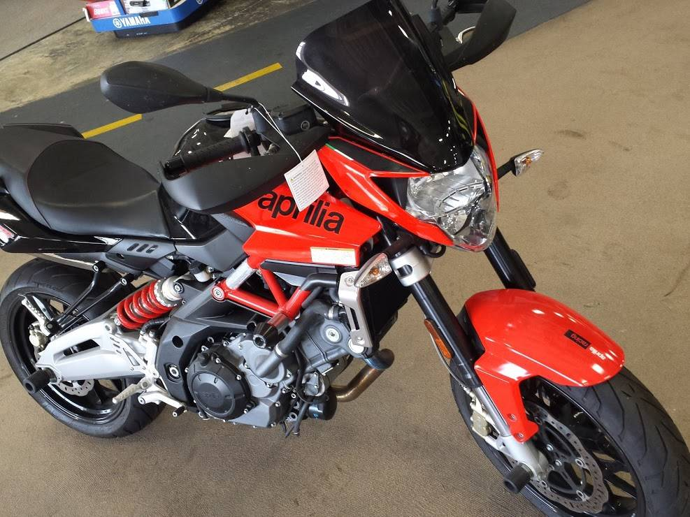 2013 Aprilia Shiver 750 in Santa Maria, California - Photo 1