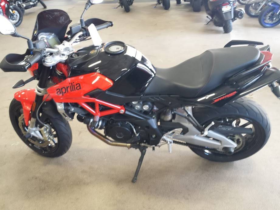 2013 Aprilia Shiver 750 in Santa Maria, California - Photo 4