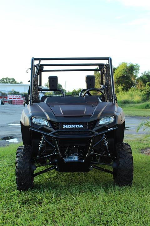 2021 Honda Pioneer 700-4 Deluxe in Sarasota, Florida - Photo 1