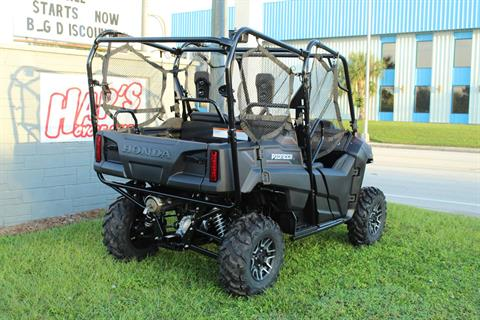 2021 Honda Pioneer 700-4 Deluxe in Sarasota, Florida - Photo 4