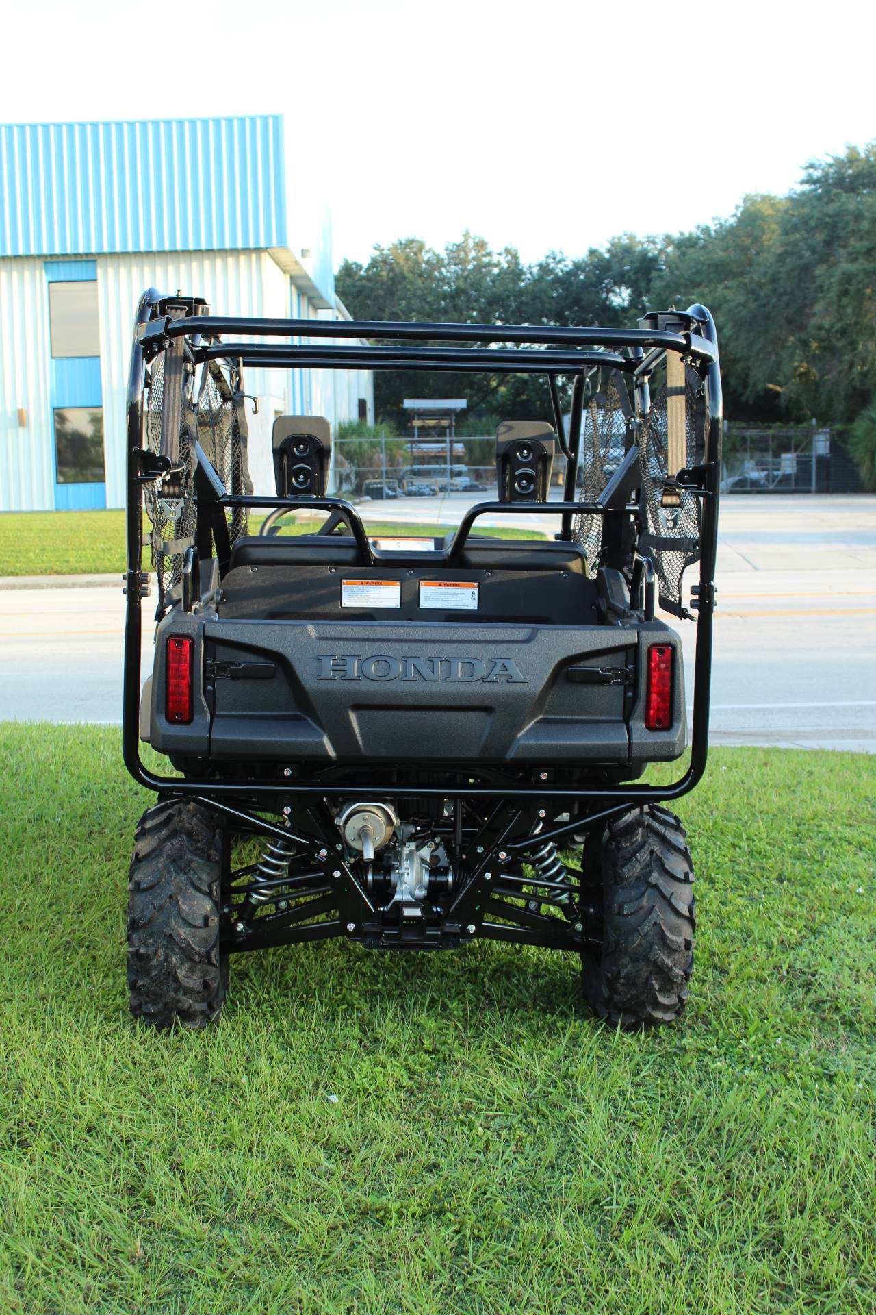 2021 Honda Pioneer 700-4 Deluxe in Sarasota, Florida - Photo 5