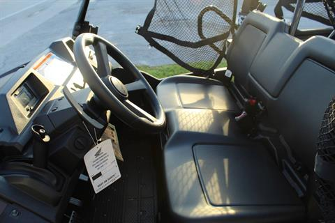 2021 Honda Pioneer 700-4 Deluxe in Sarasota, Florida - Photo 8