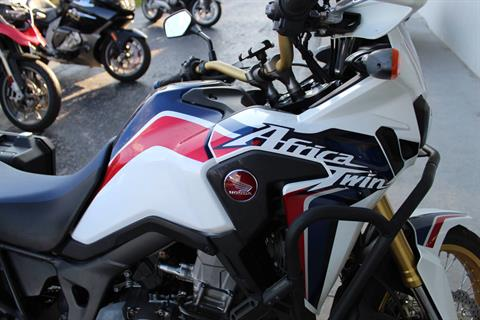 2017 Honda Africa Twin DCT in Sarasota, Florida - Photo 8