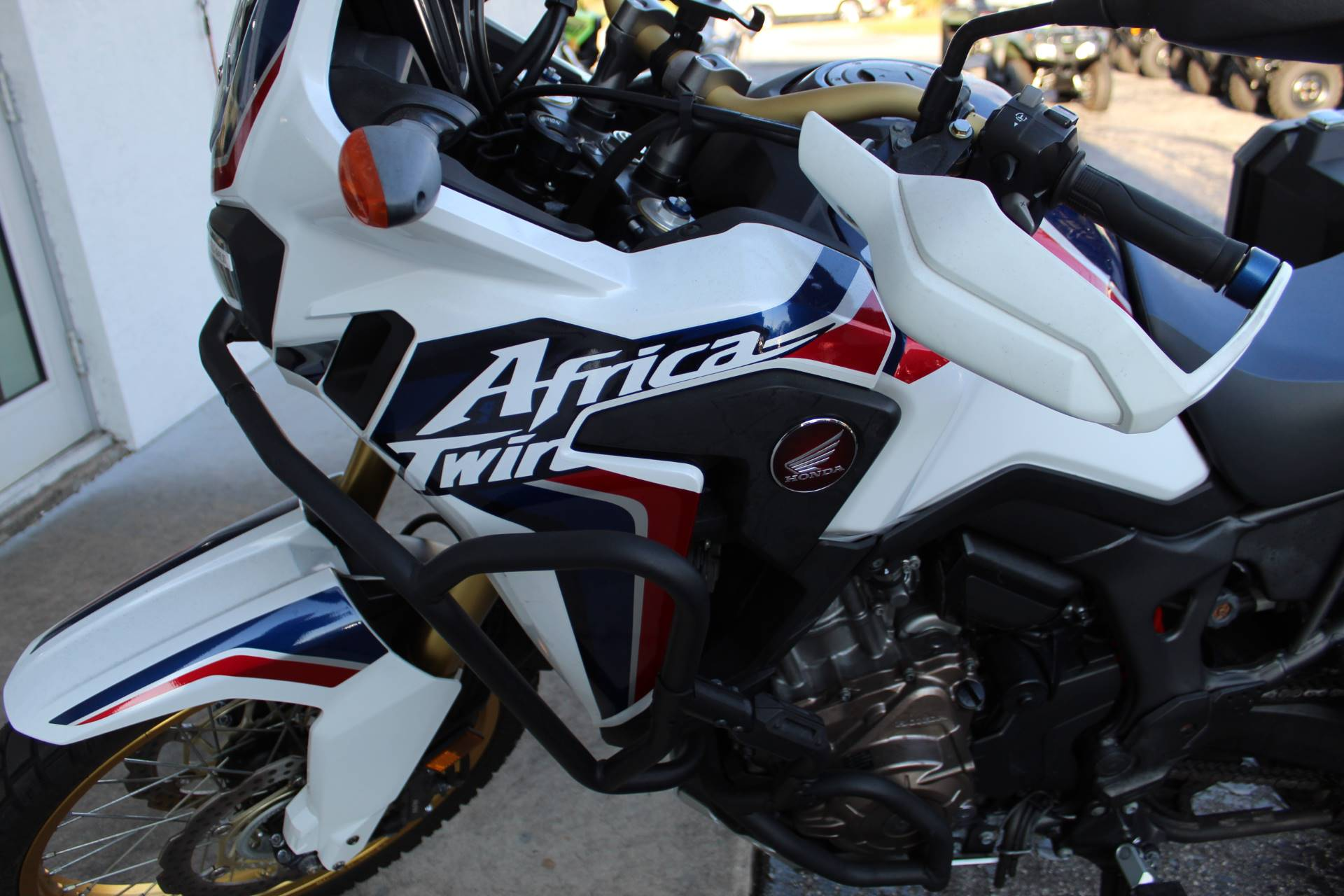 2017 Honda Africa Twin DCT in Sarasota, Florida - Photo 10