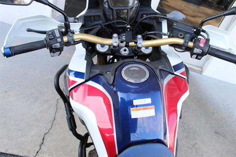2017 Honda Africa Twin DCT in Sarasota, Florida - Photo 11