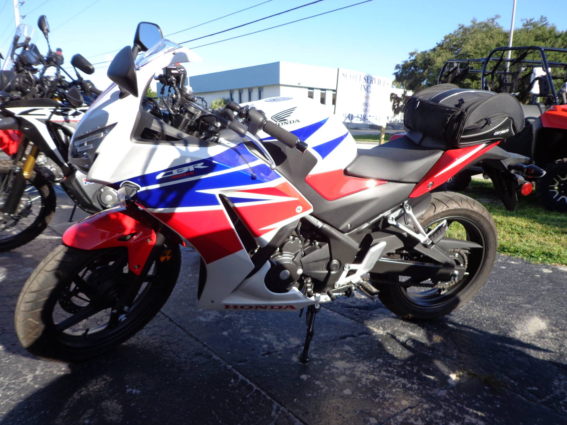 2015 Honda CBR®300R ABS in Sarasota, Florida