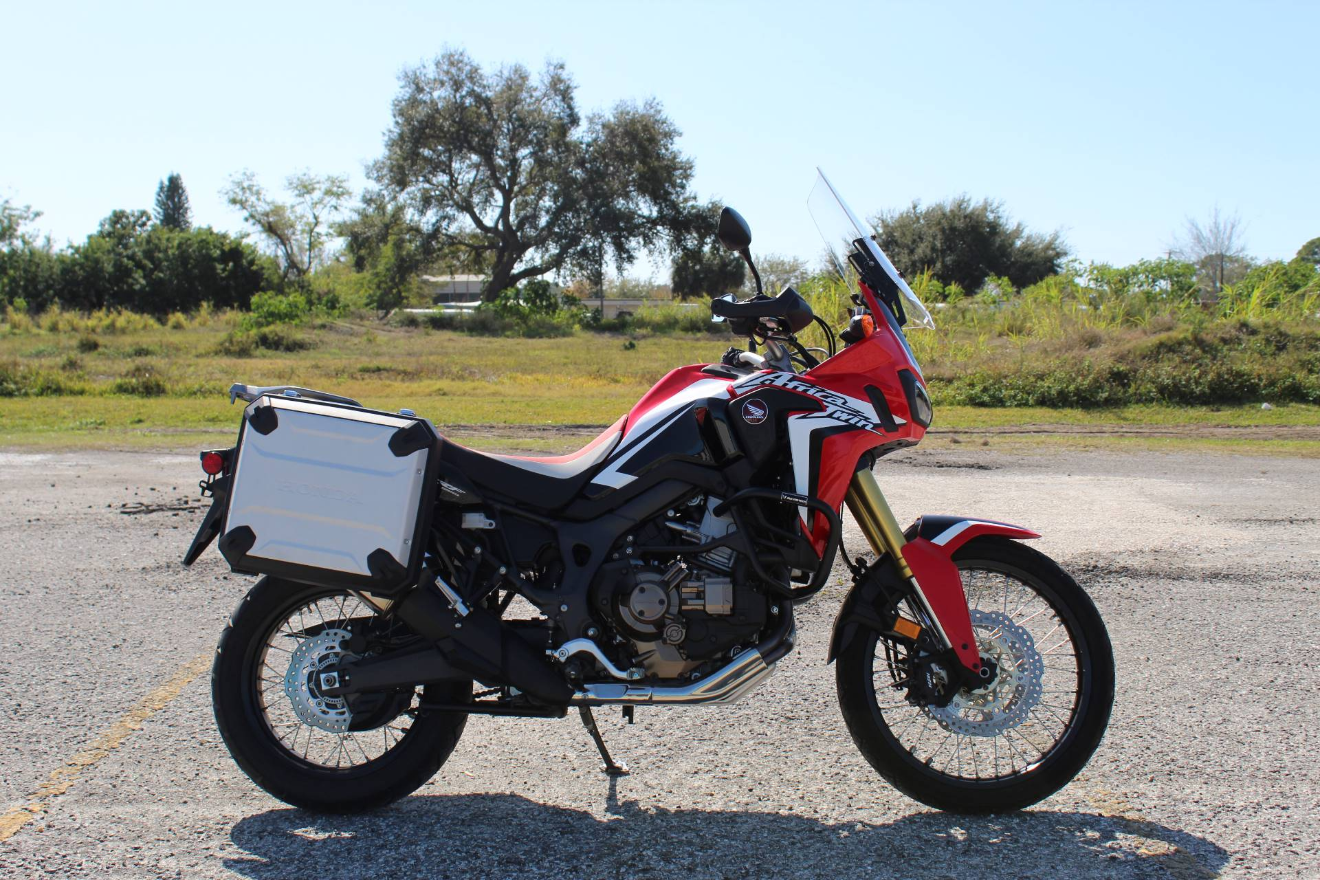 2017 Honda Africa Twin DCT in Sarasota, Florida - Photo 1