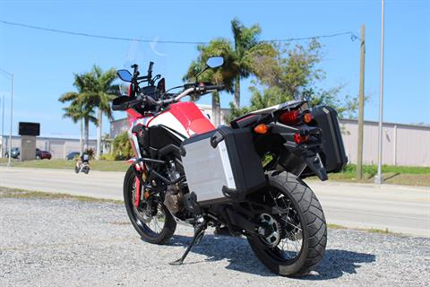 2017 Honda Africa Twin DCT in Sarasota, Florida - Photo 6