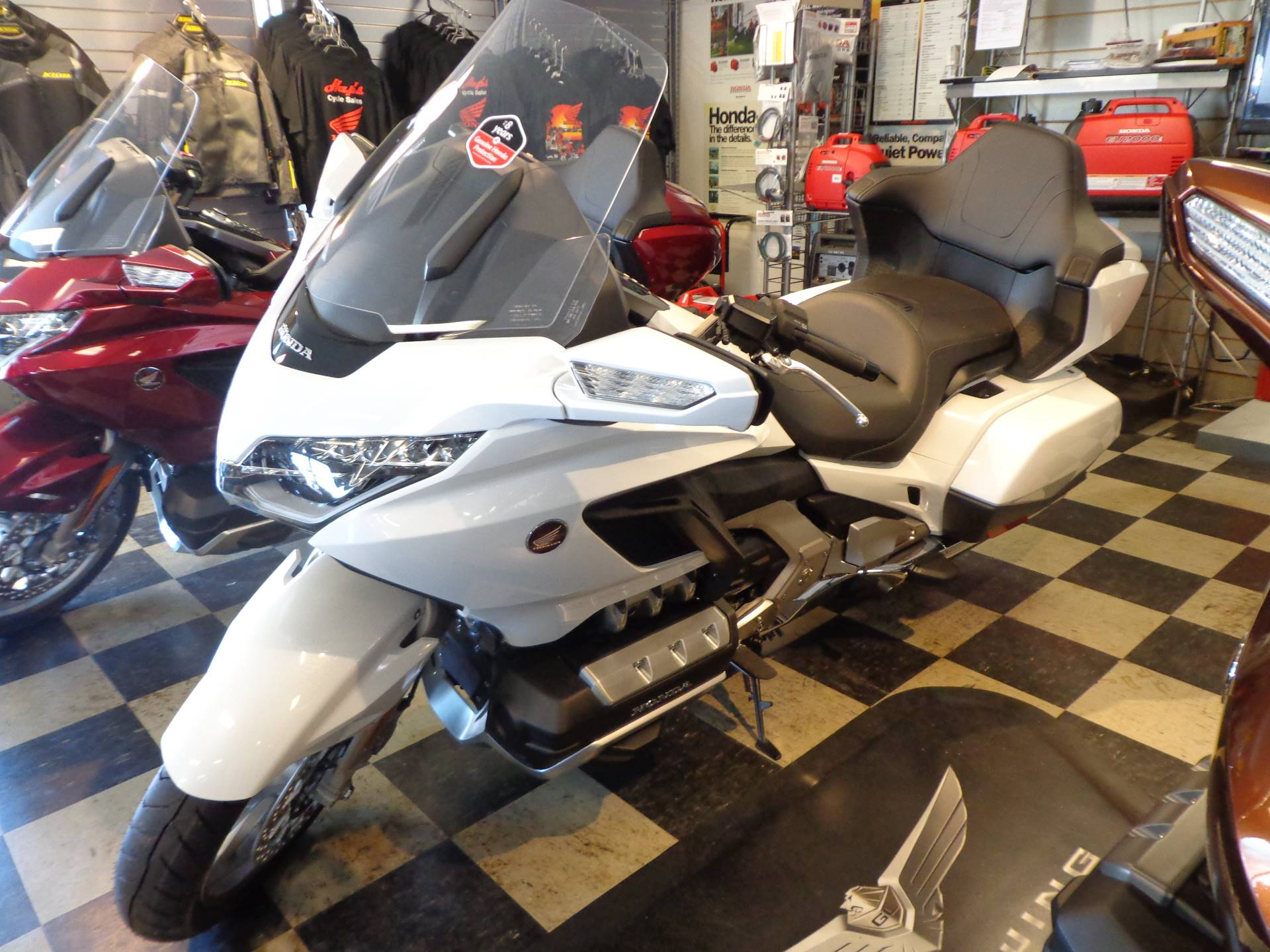 2018 Honda Gold Wing Tour for sale 8092