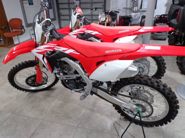 2018 Honda CRF250R for sale 4085