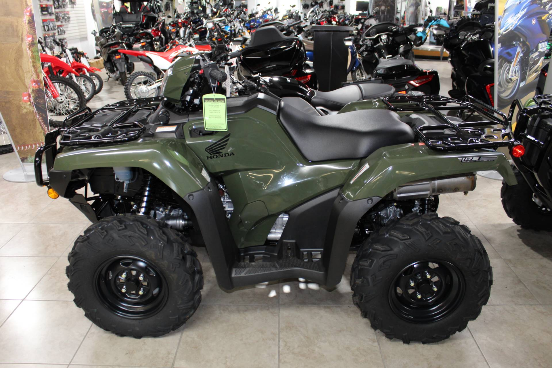 2020 Honda FourTrax Foreman Rubicon 4x4 Automatic DCT in Sarasota, Florida - Photo 1
