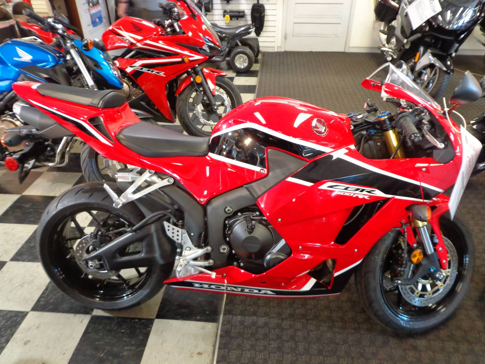 New 2018 Honda Cbr600rr Motorcycles In Sarasota Fl Nhm1423 Grand