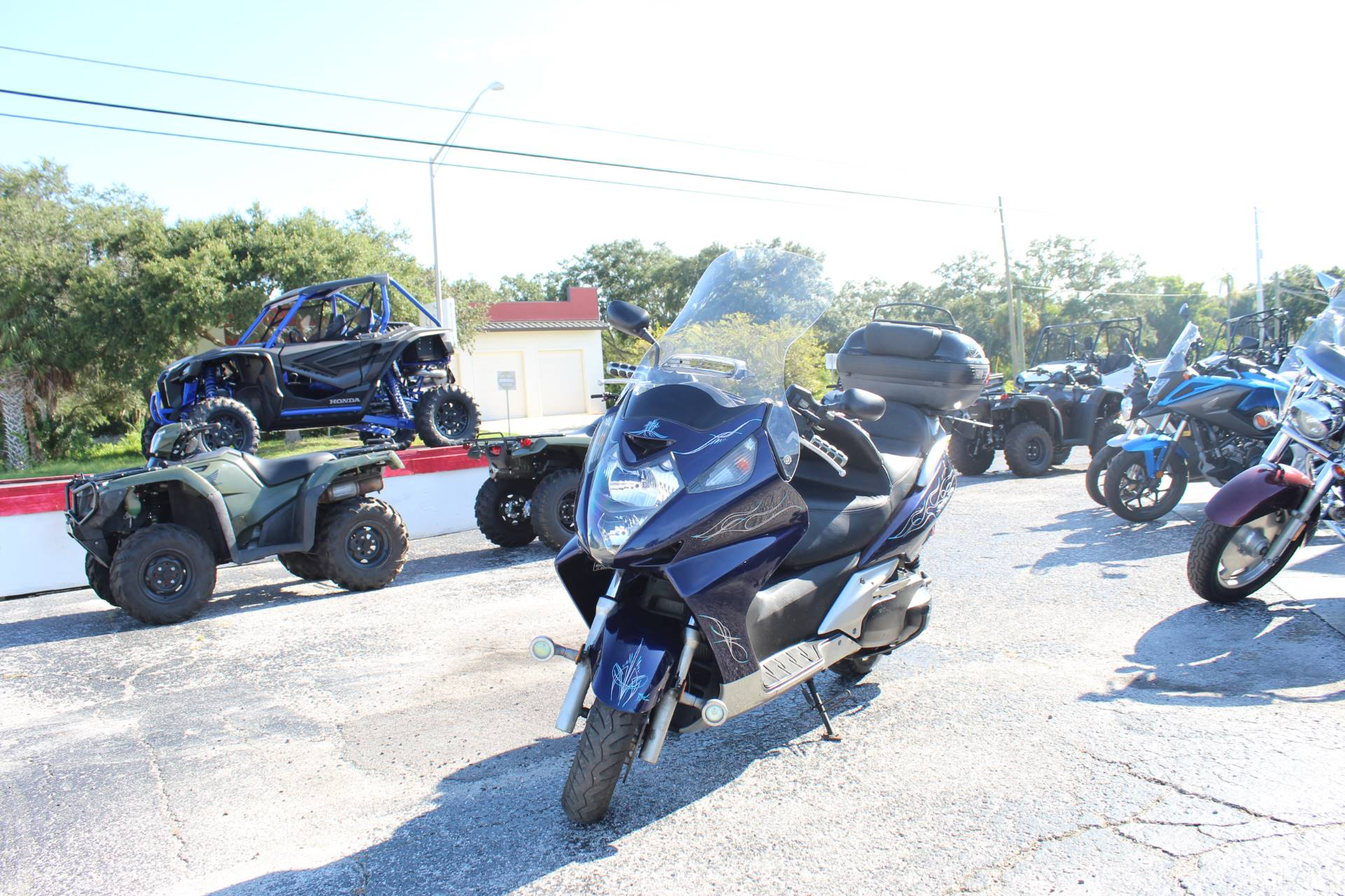2006 Honda Silver Wing® in Sarasota, Florida - Photo 2