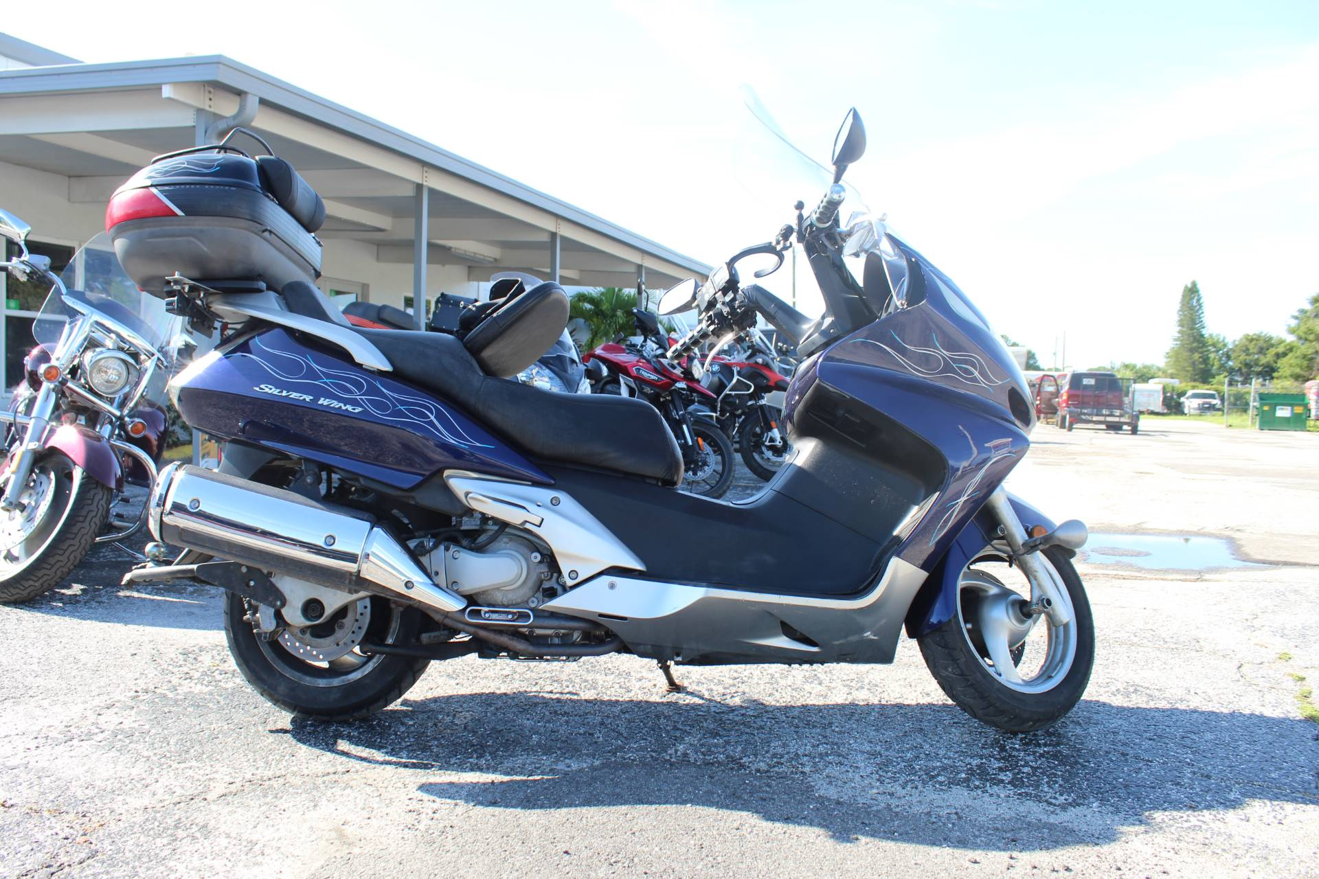 2006 Honda Silver Wing® in Sarasota, Florida - Photo 4