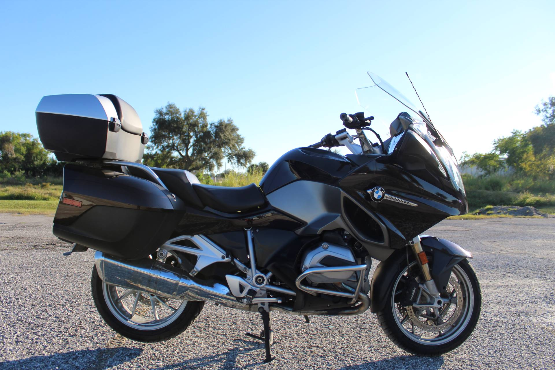 2015 BMW R 1200 RT in Sarasota, Florida - Photo 2