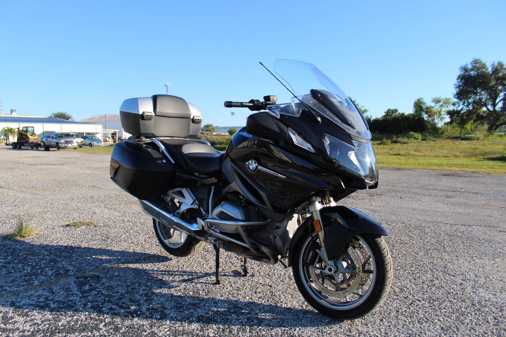 2015 BMW R 1200 RT in Sarasota, Florida - Photo 3