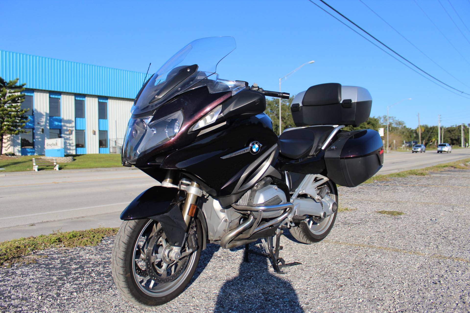 2015 BMW R 1200 RT in Sarasota, Florida - Photo 5