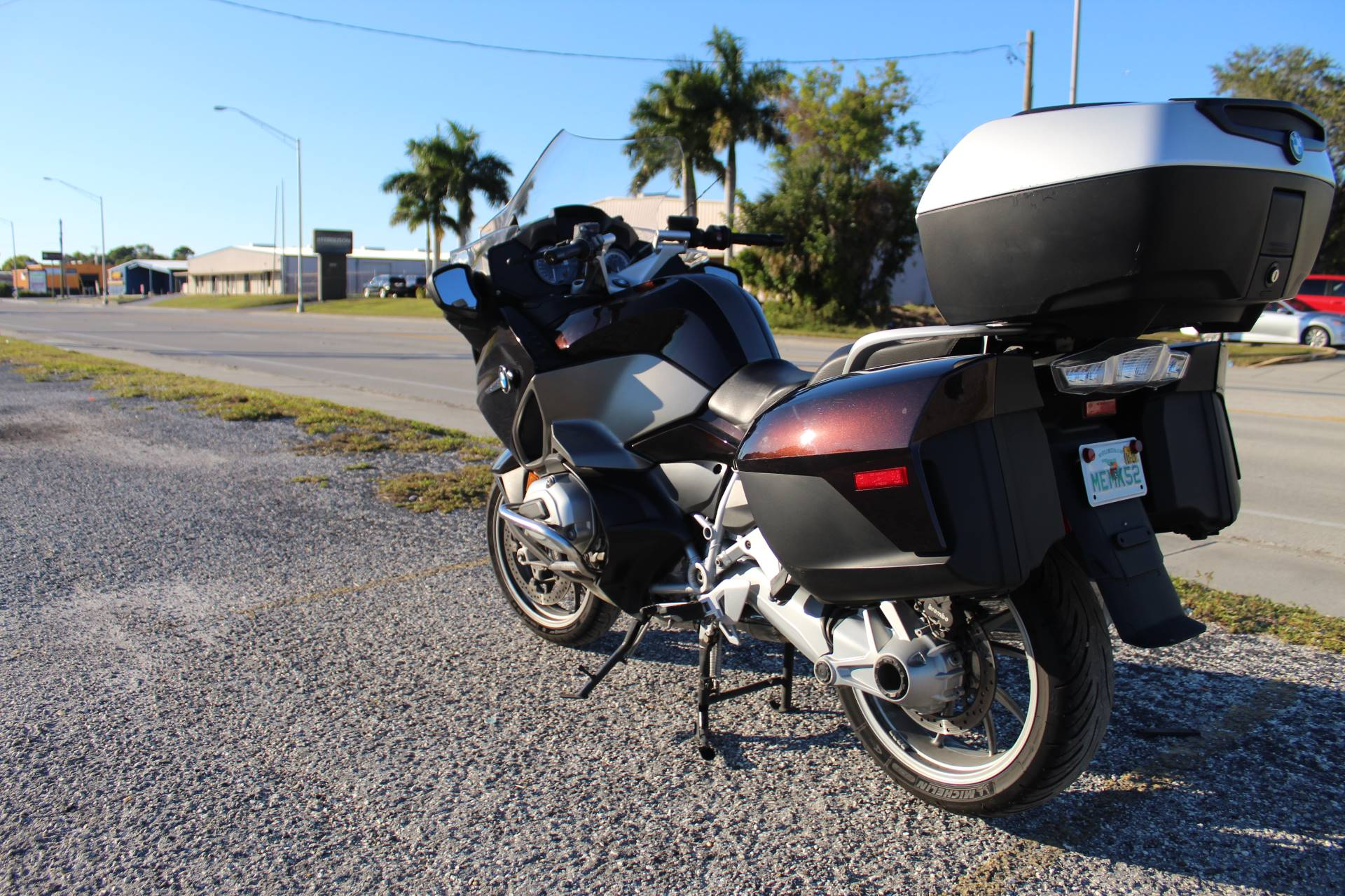 2015 BMW R 1200 RT in Sarasota, Florida - Photo 7