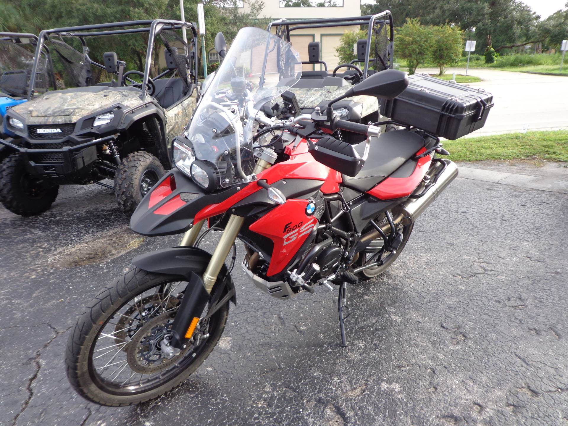 2015 BMW F 800 GS in Sarasota, Florida