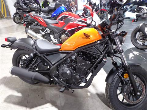 2019 Honda Rebel 300 ABS in Sarasota, Florida