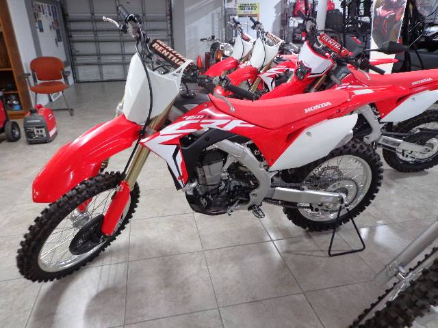 2018 Honda CRF450R for sale 2979