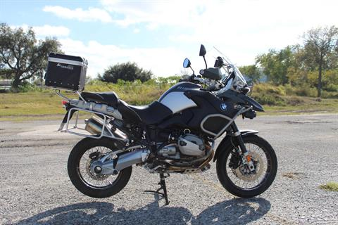 2011 BMW R 1200 GS Adventure in Sarasota, Florida - Photo 1