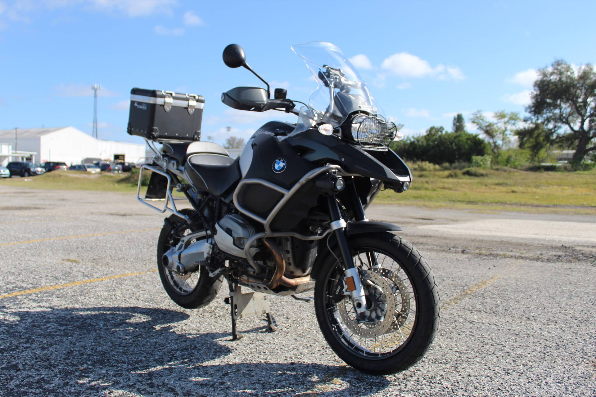 2011 BMW R 1200 GS Adventure in Sarasota, Florida - Photo 2