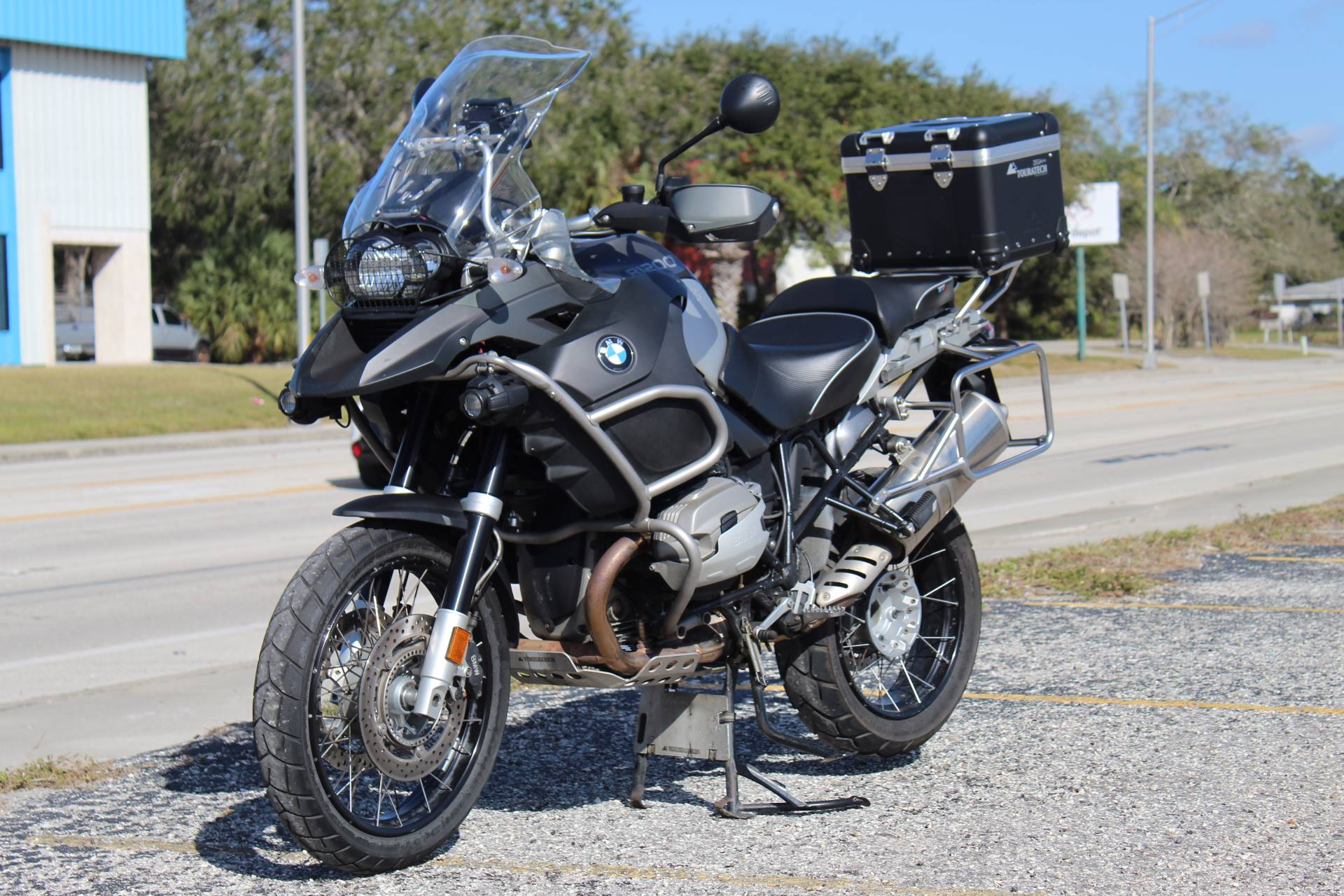2011 BMW R 1200 GS Adventure in Sarasota, Florida - Photo 4