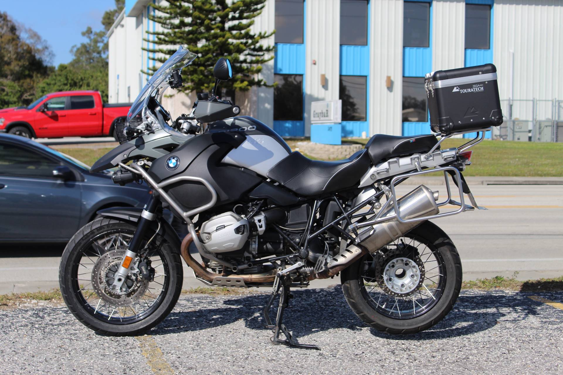 2011 BMW R 1200 GS Adventure in Sarasota, Florida - Photo 5